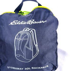 Eddie Bauer Stowaway 30L Backpack